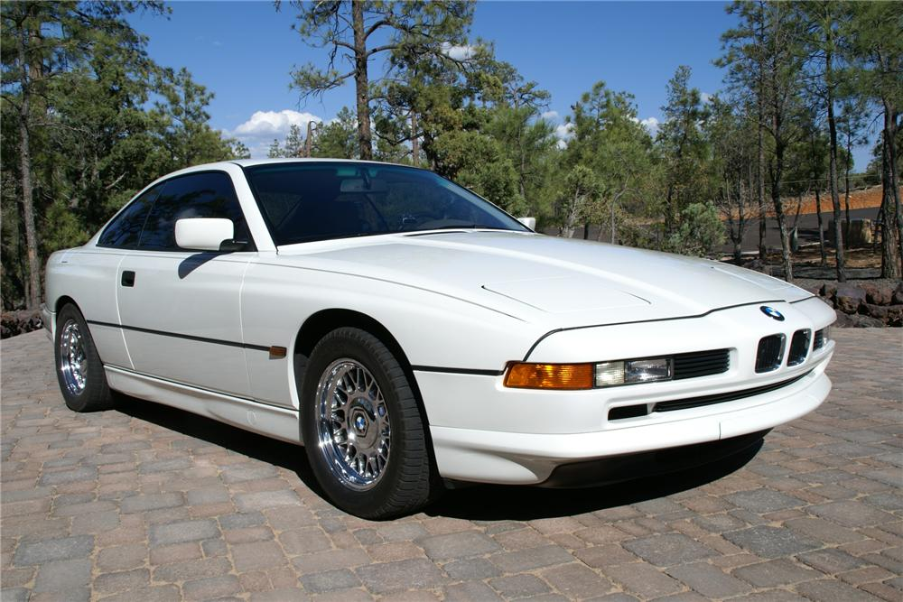1997 BMW 850CI 2 DOOR COUPE - Front 3/4 - 70826