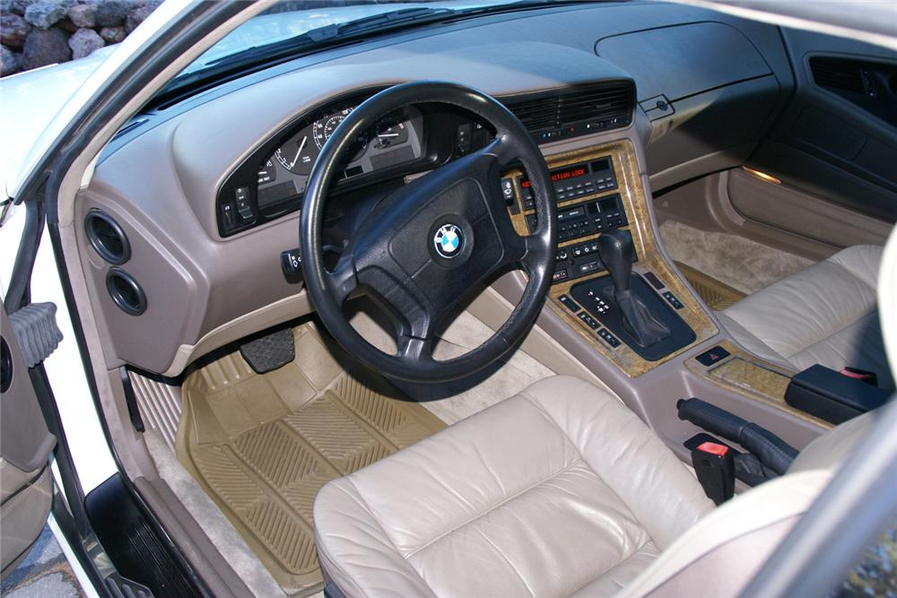 1997 BMW 850CI 2 DOOR COUPE - Interior - 70826