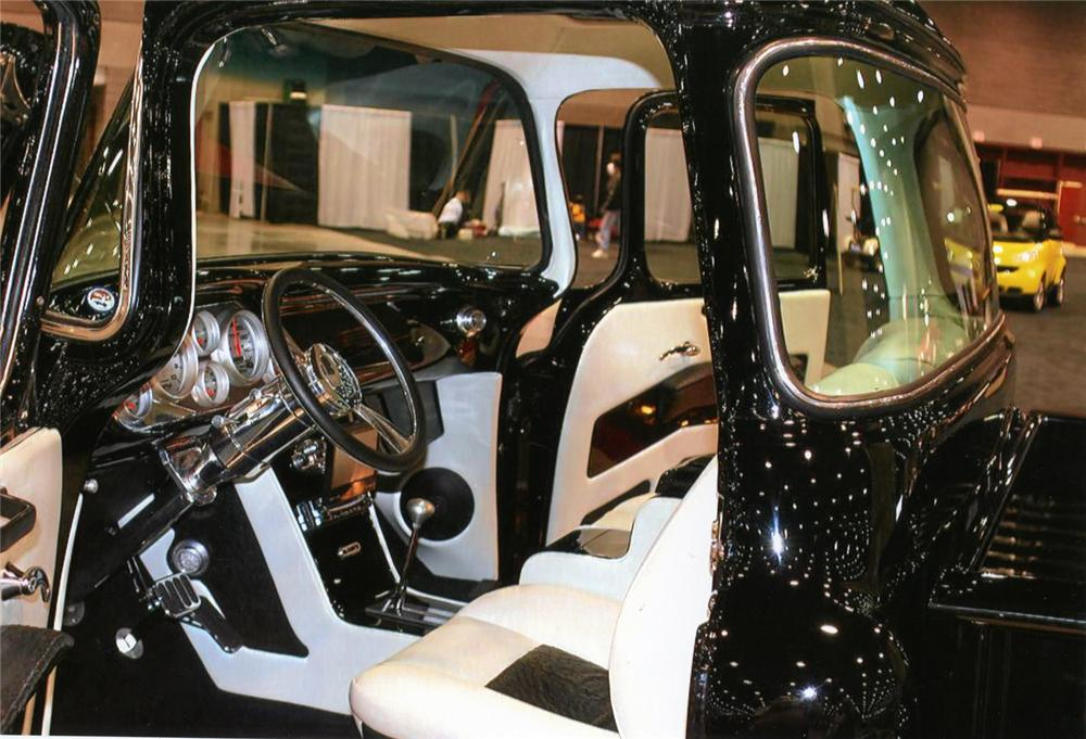 1959 CHEVROLET 3100 CUSTOM PICKUP - Interior - 70851