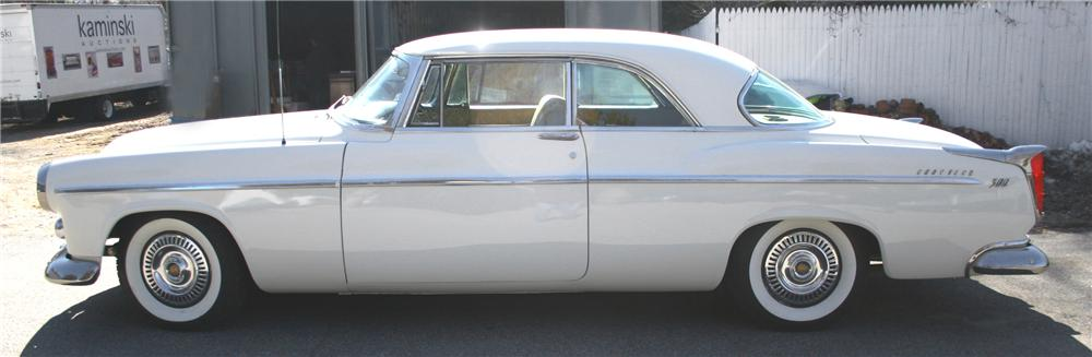 1955 CHRYSLER 300 COUPE - Side Profile - 70922