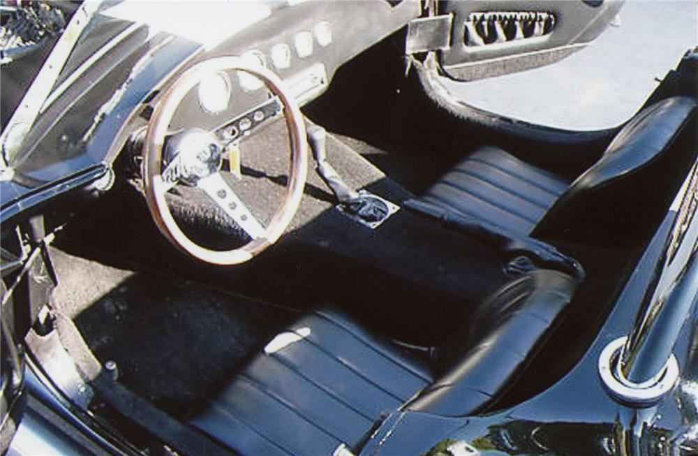 1966 SHELBY COBRA RE-CREATION   - Interior - 70948