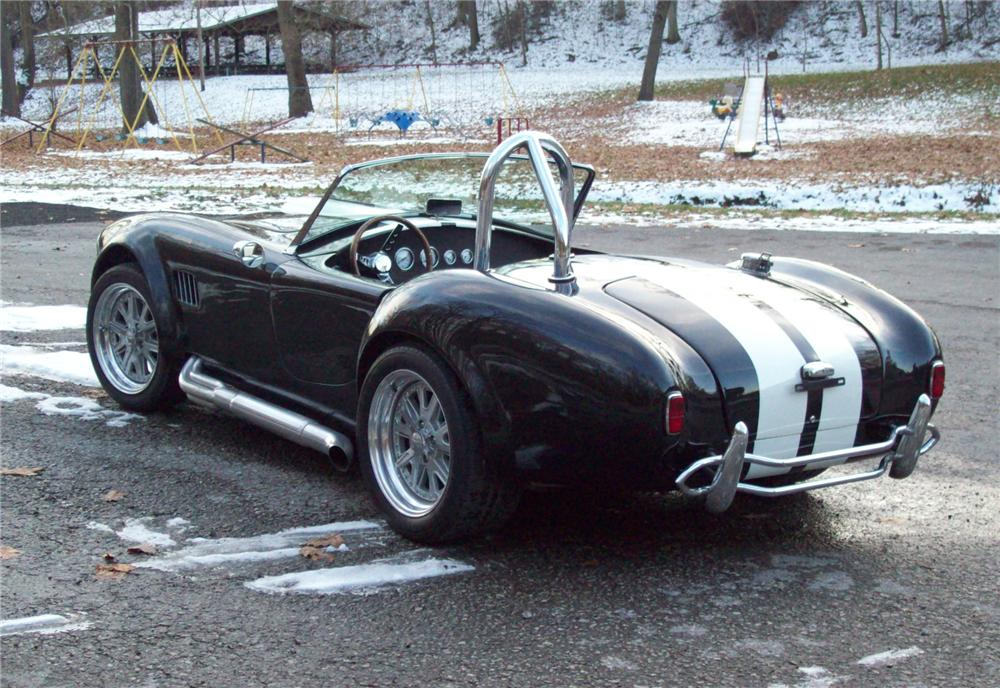 1966 SHELBY COBRA RE-CREATION   - Rear 3/4 - 70948