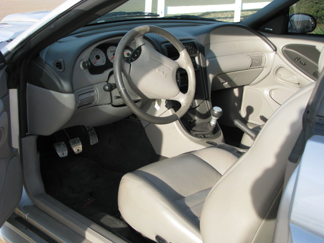 2003 FORD MUSTANG GT CUSTOM COUPE - Interior - 70959
