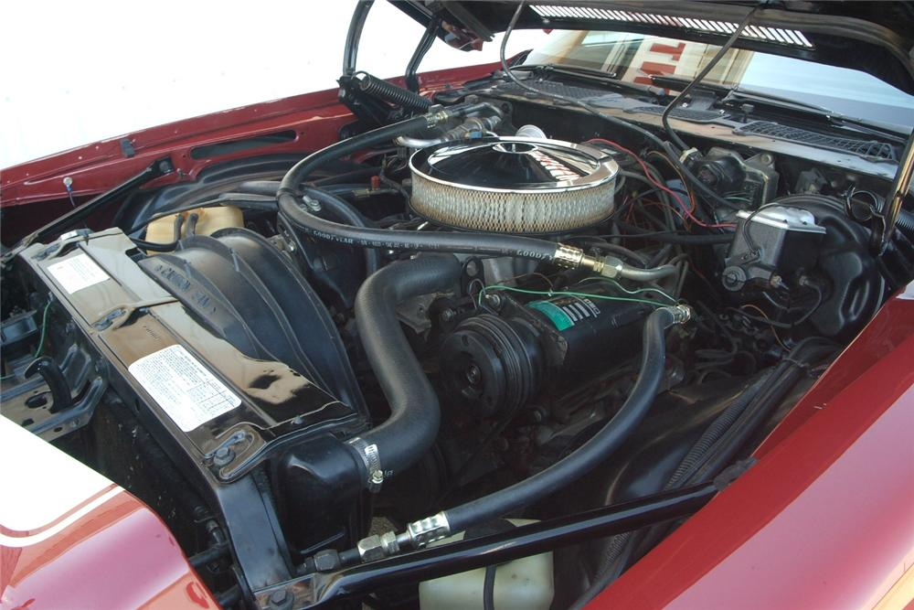 1973 CHEVROLET CAMARO Z/28 COUPE - Engine - 70965