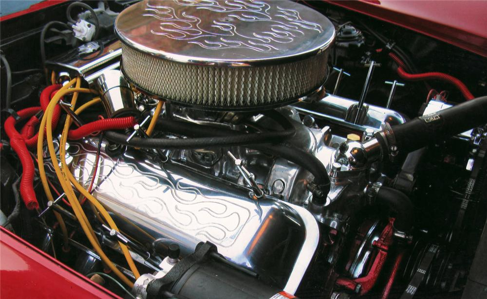 1974 CHEVROLET CORVETTE COUPE - Engine - 70976