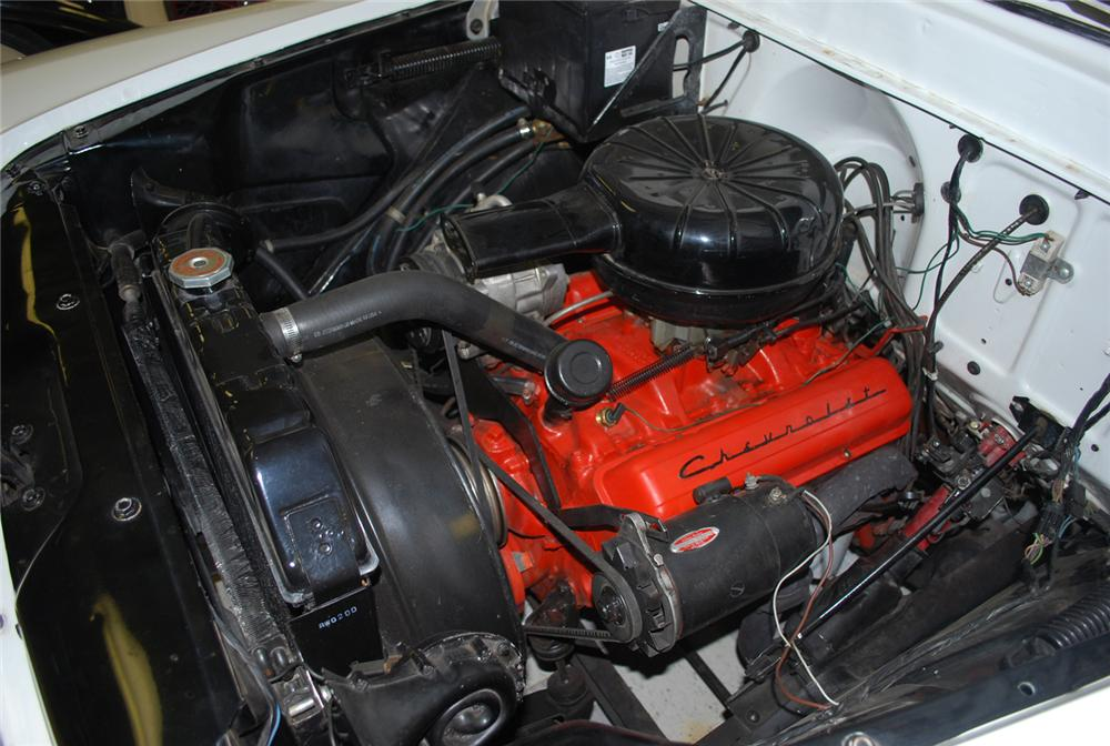 1958 CHEVROLET CAMEO CARRIER PICKUP - Engine - 71036