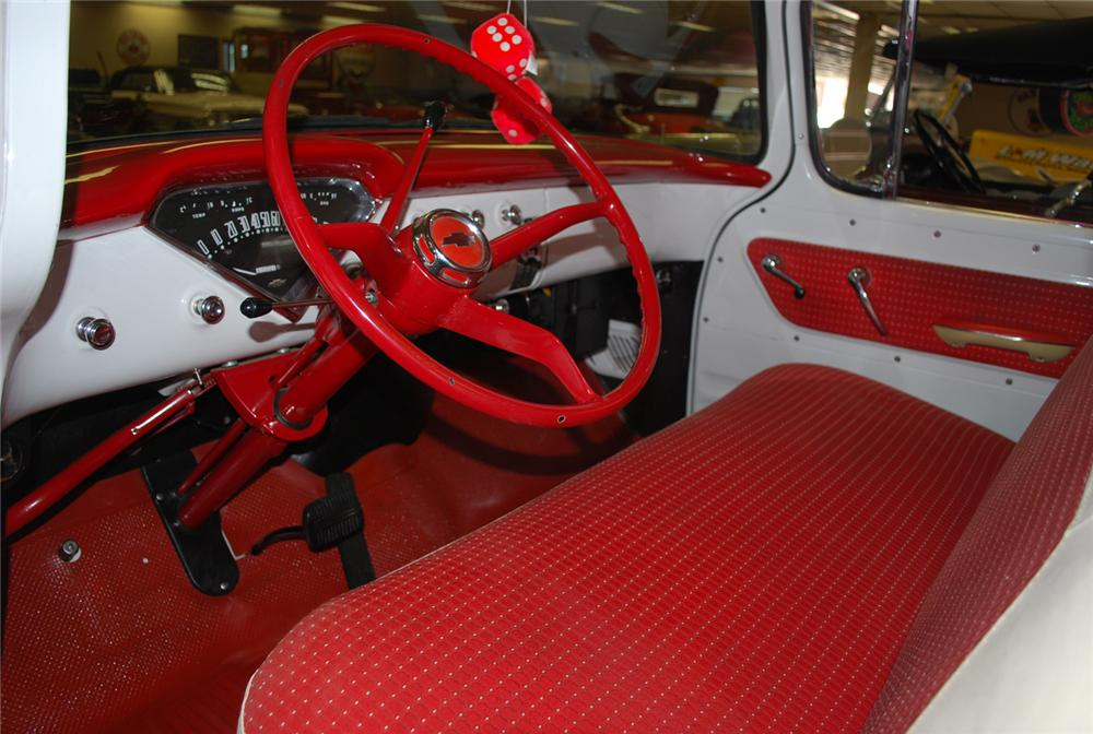 1958 CHEVROLET CAMEO CARRIER PICKUP - 71036