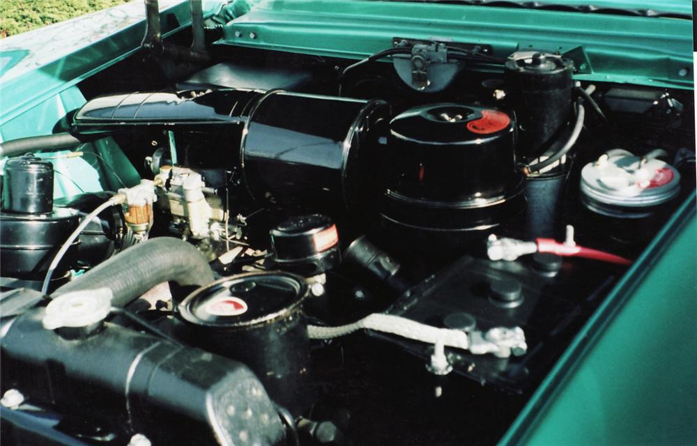 1953 PACKARD CARIBBEAN CONVERTIBLE - Engine - 71056