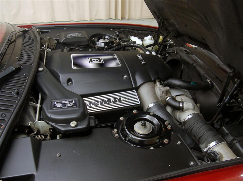 1995 BENTLEY CONTINENTAL R COUPE - Engine - 71070