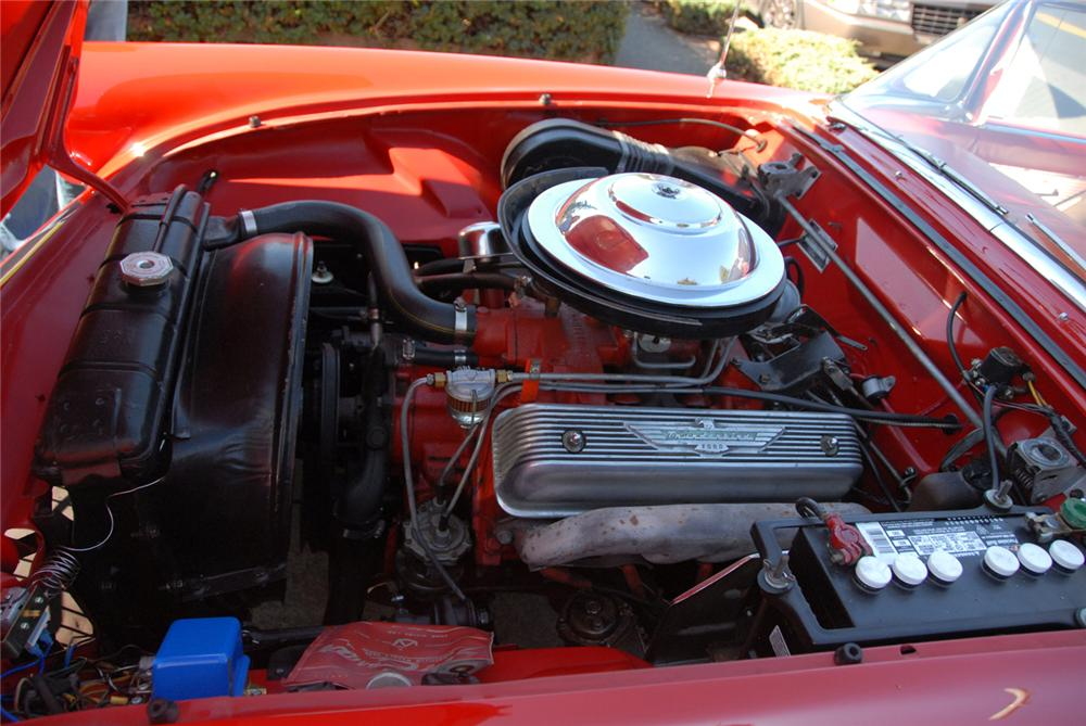 1956 FORD THUNDERBIRD CONVERTIBLE - Engine - 71071