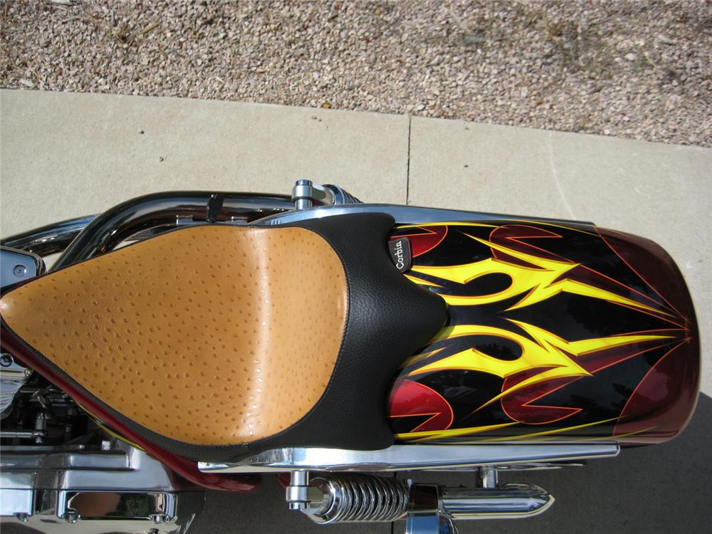 2005 ASVE CUSTOM CHOPPER - Interior - 71088