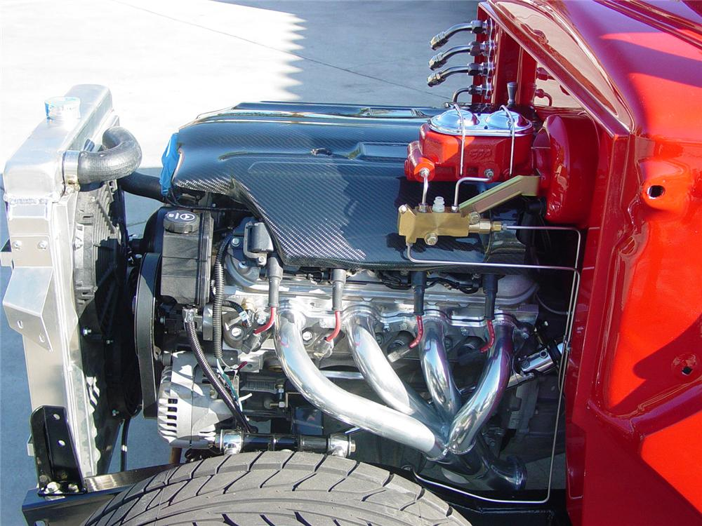 1940 FORD CUSTOM PICKUP - Engine - 71090