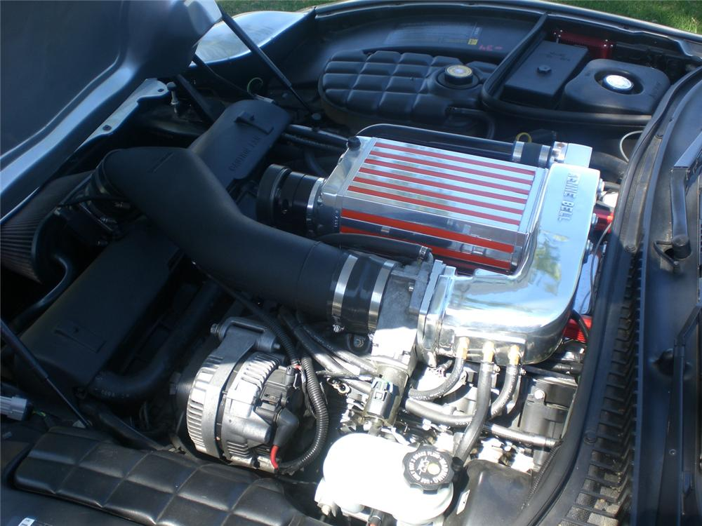 1999 CHEVROLET CORVETTE CUSTOM COUPE - Engine - 71099