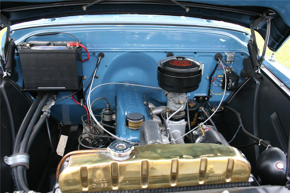 1955 CHEVROLET 3100 PICKUP - Engine - 71108