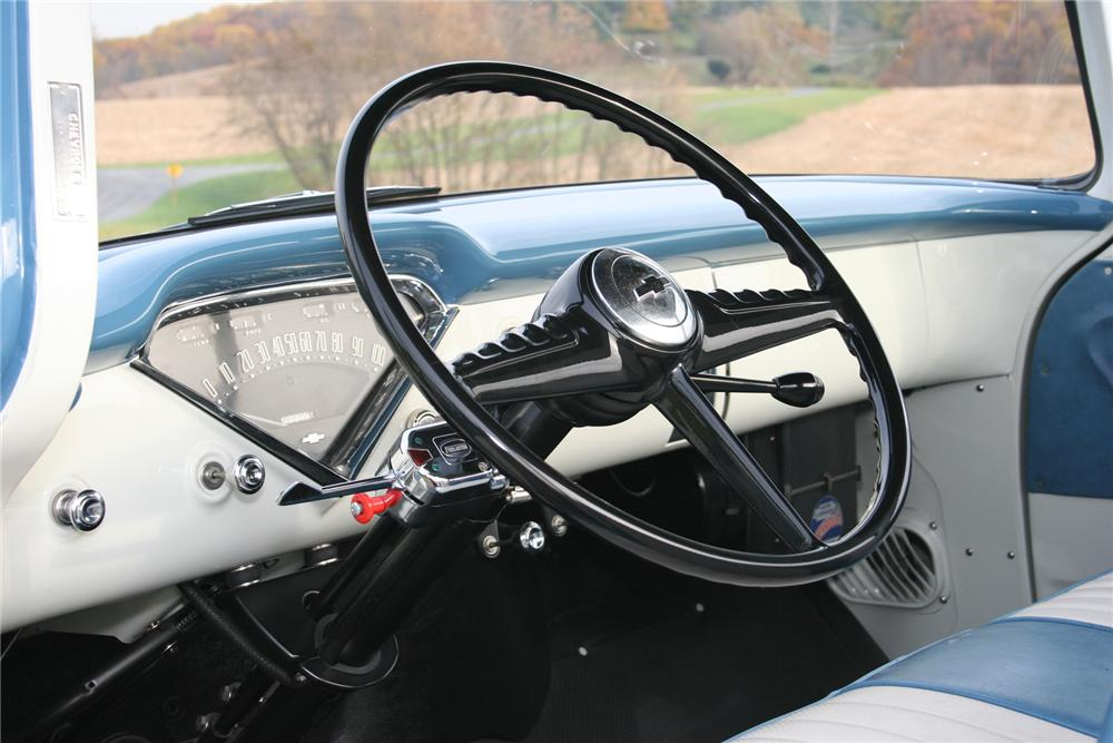 1955 CHEVROLET 3100 PICKUP - Interior - 71108