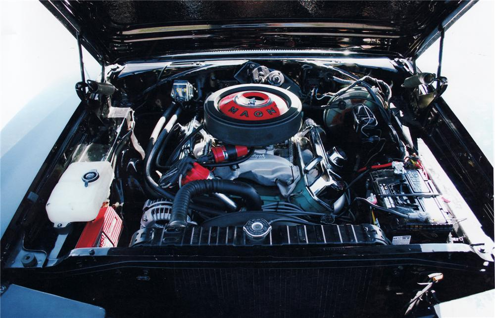 1968 DODGE CHARGER COUPE - Engine - 71111