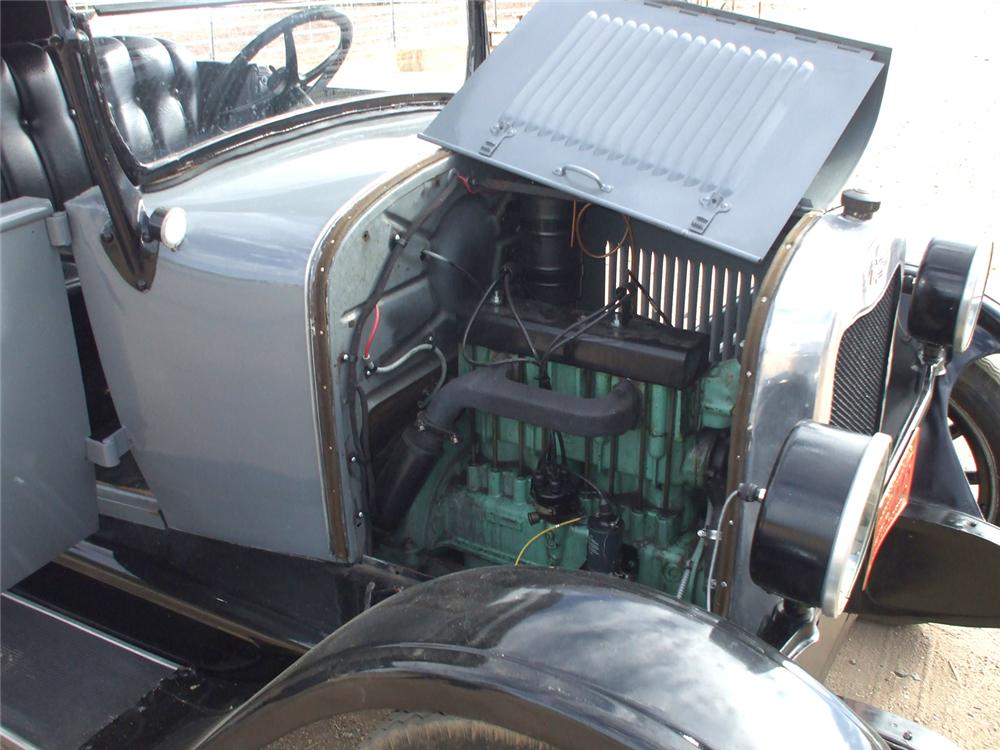 1927 CHEVROLET 4 DOOR CONVERTIBLE - 71125