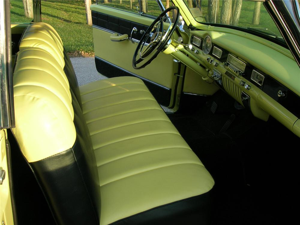 1954 DODGE ROYAL INDY 500 PACE CAR EDITION - Interior - 71174