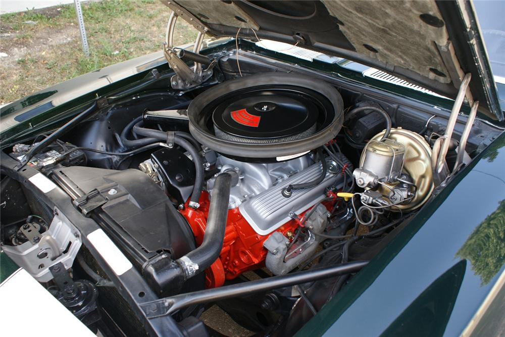 1969 CHEVROLET CAMARO Z/28 COUPE - Engine - 71185