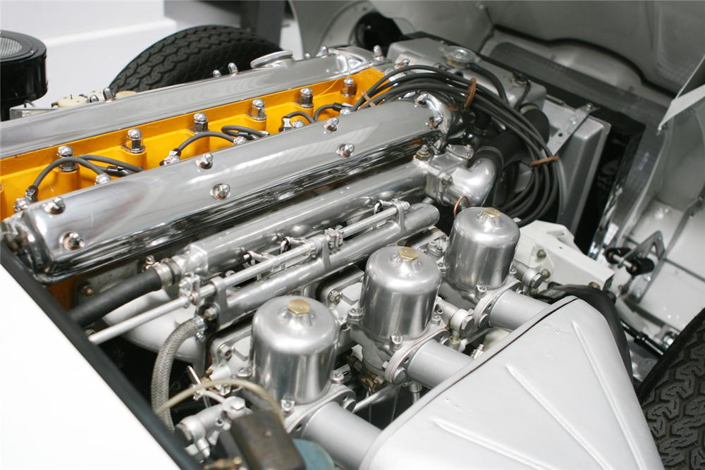 1962 JAGUAR XKE ROADSTER - Engine - 71201