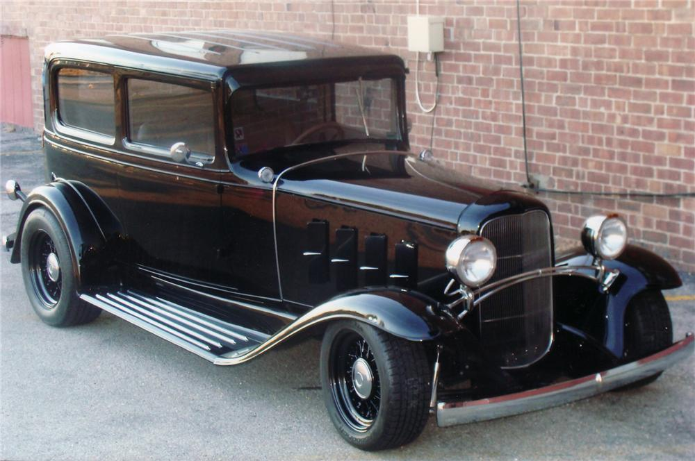 1931 chevrolet street rod sedan 71205 for 1931 chevrolet 4 door sedan