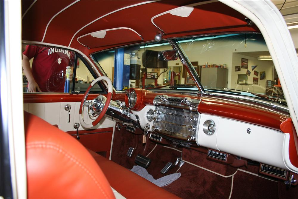 1950 BUICK SPECIAL SERIES 40 50-46D CUSTOM - Interior - 71223