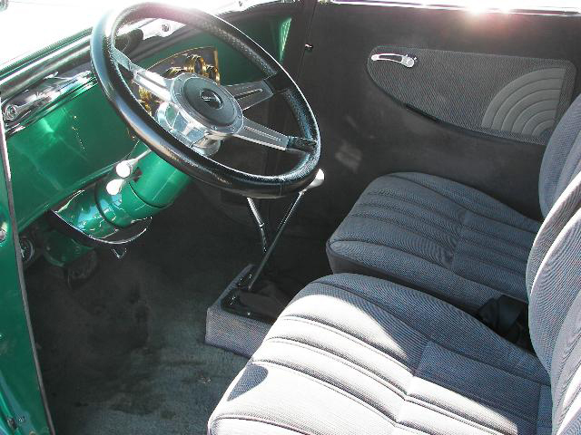 1934 DODGE CUSTOM PICKUP - Interior - 71236