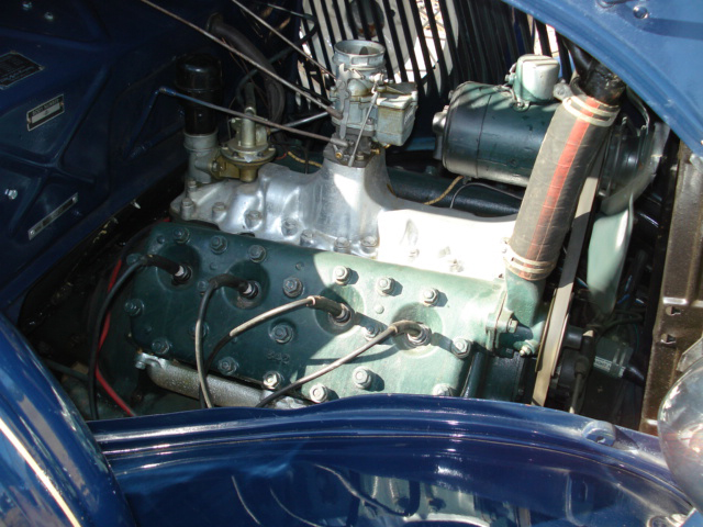 1934 FORD CUSTOM ROADSTER - Engine - 71245