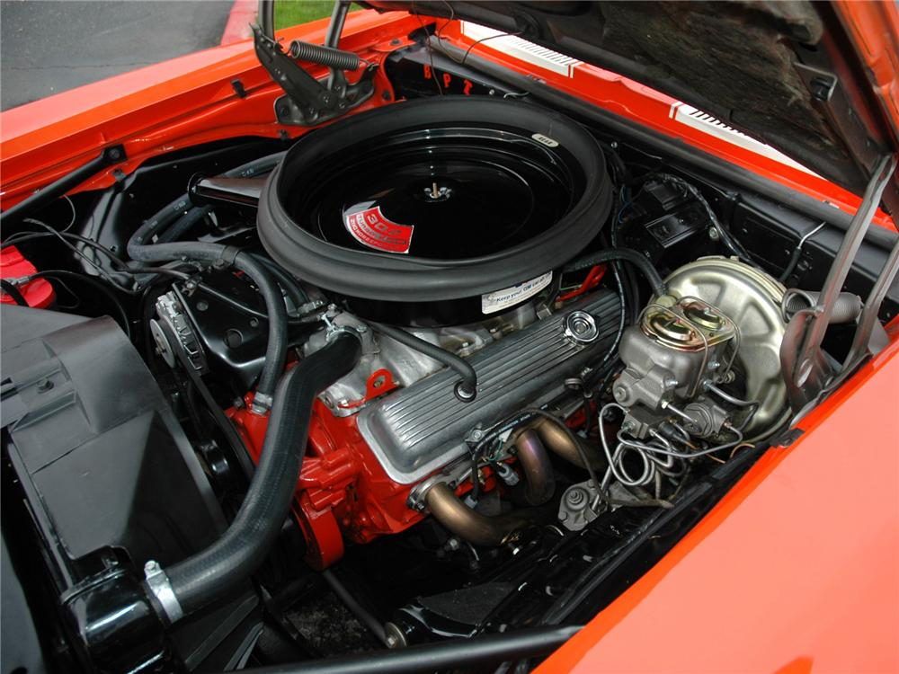 1969 CHEVROLET CAMARO Z/28   - Engine - 71279