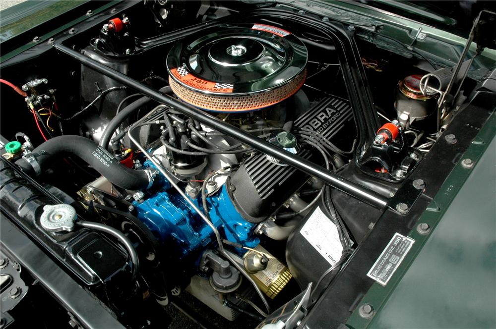 1966 SHELBY GT350 FASTBACK - Engine - 71282