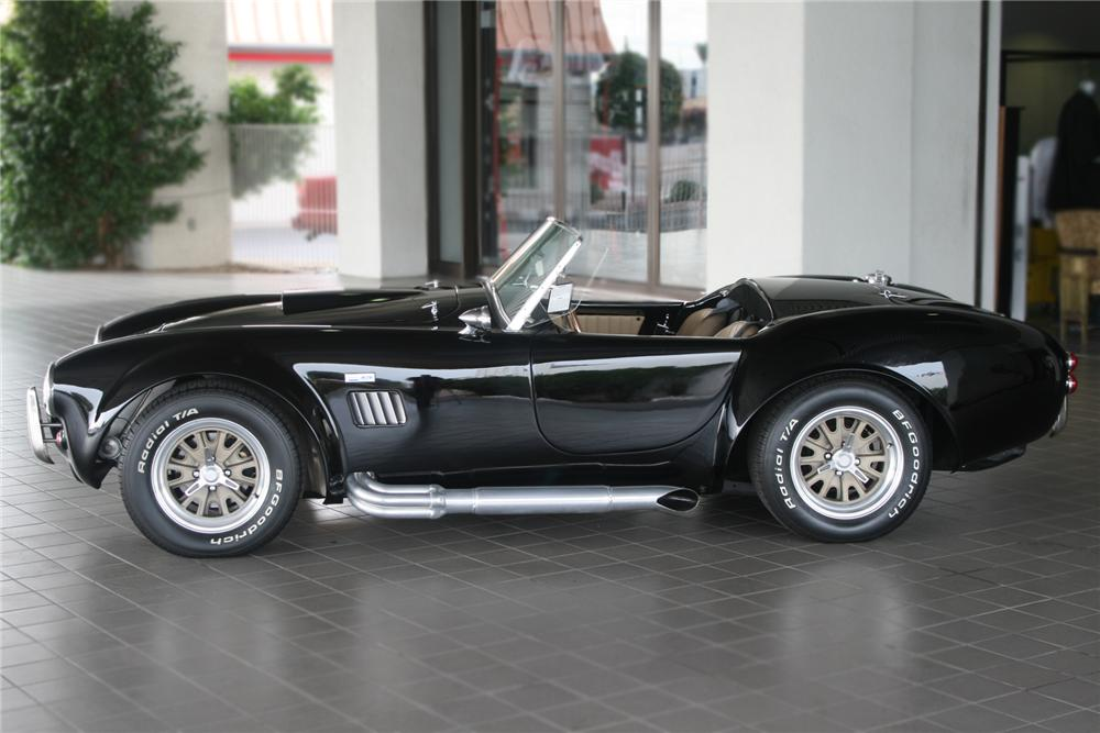 2005 FACTORY FIVE COBRA RE-CREATION ROADSTER - Side Profile - 71299
