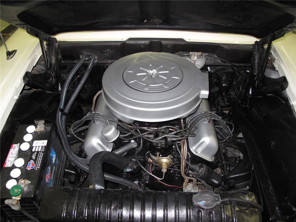 1959 EDSEL CORSAIR CONVERTIBLE - Engine - 71419