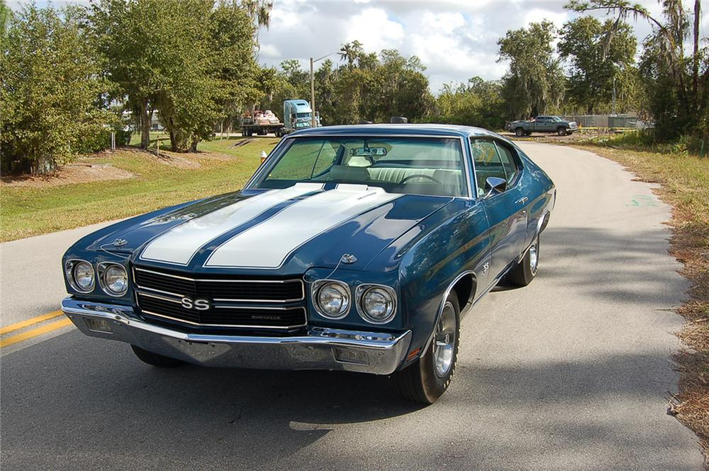 1970 CHEVROLET CHEVELLE LS5 COUPE - Misc 1 - 71560