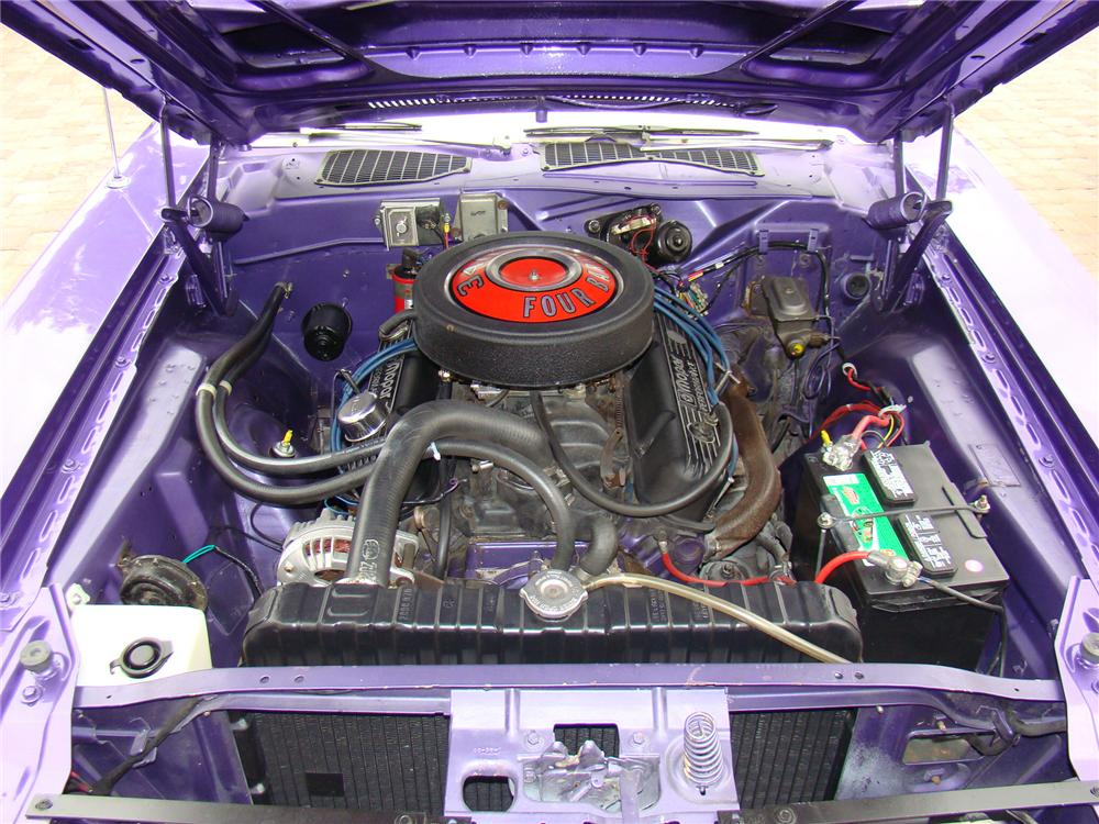 1970 DODGE CHALLENGER COUPE - Engine - 71571