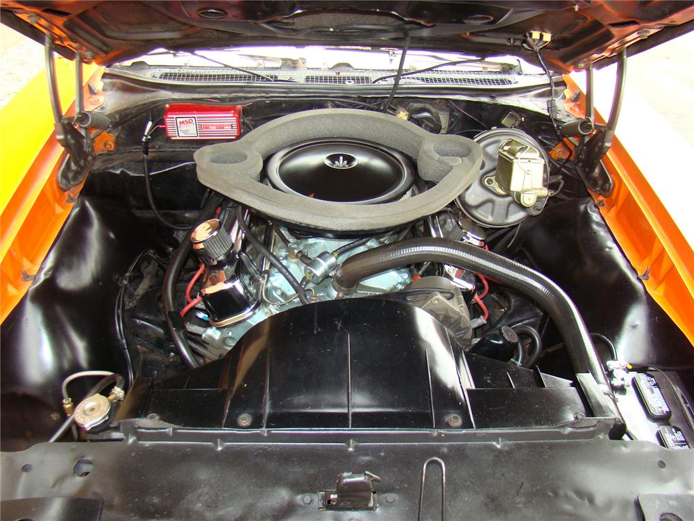 1969 PONTIAC GTO JUDGE COUPE - Engine - 71574