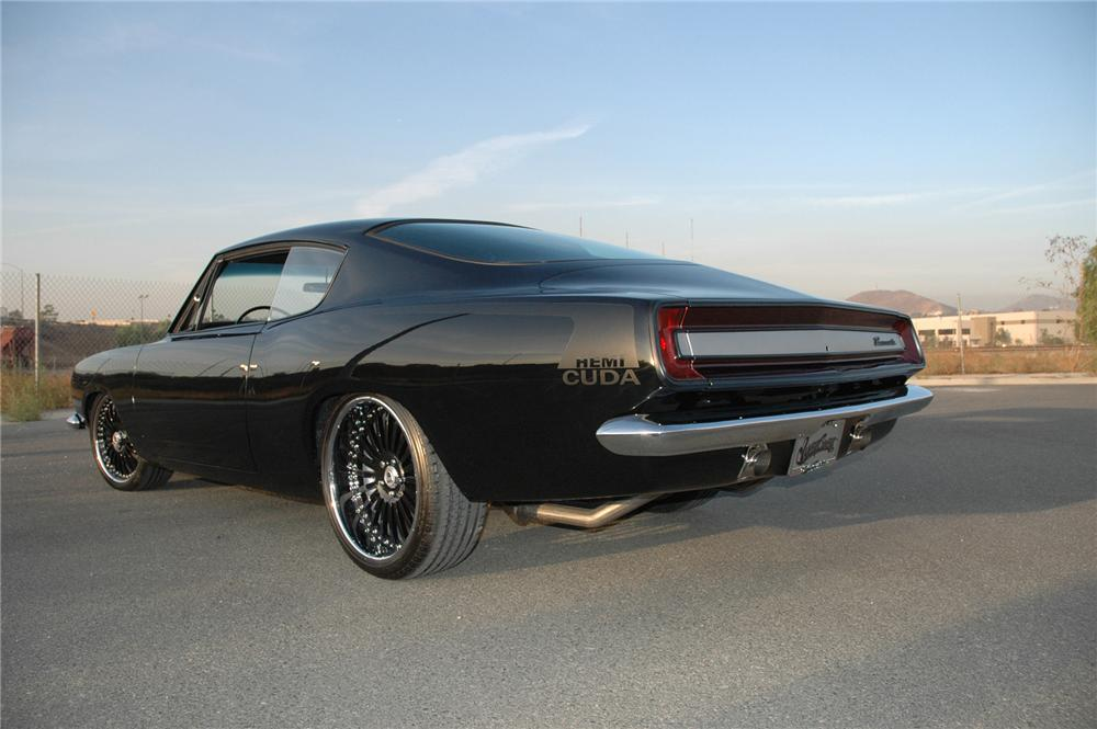 West Coast Customs Cars For Sale >> 1967 PLYMOUTH BARRACUDA WEST COAST CUSTOMS COUPE - 71620