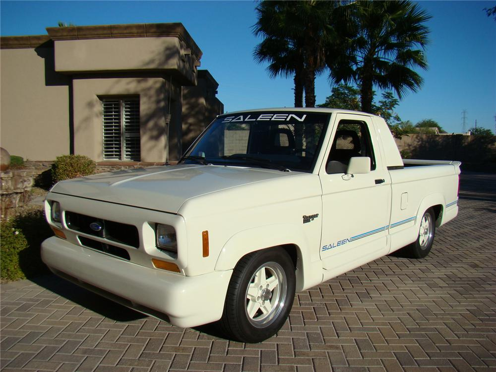 1988 FORD SALEEN SPORT TRUCK - Front 3/4 - 71638