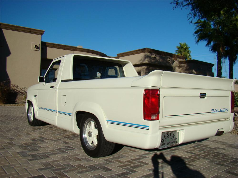 1988 FORD SALEEN SPORT TRUCK - Rear 3/4 - 71638