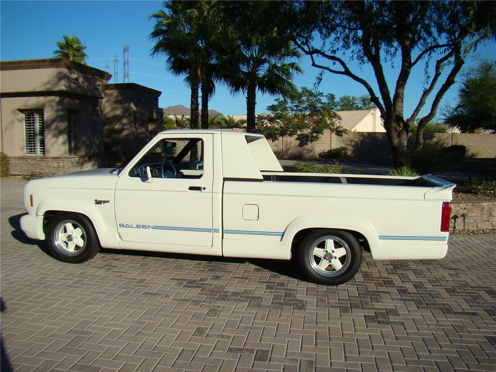 1988 FORD SALEEN SPORT TRUCK - Side Profile - 71638