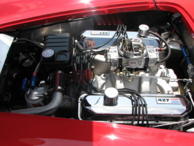 1965 SHELBY COBRA 4000 ROADSTER - Engine - 71654