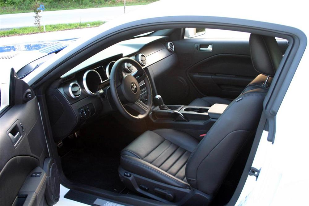 2008 FORD SHELBY GT500 CUSTOM COUPE - Interior - 71675