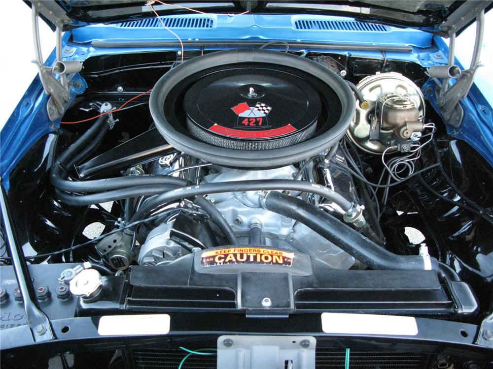 1969 CHEVROLET CAMARO ZL-1 RE-CREATION - Engine - 71715