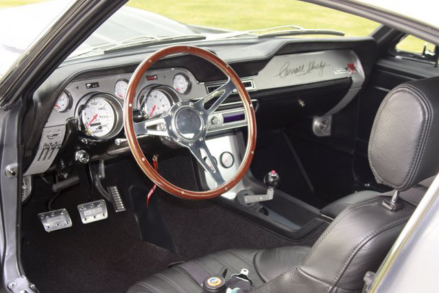 1967 SHELBY GT500 E FASTBACK - Interior - 71740
