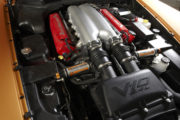 2008 DODGE VIPER SRT/10 50TH ANNIVERSARY HURST COUPE #1 - Engine - 71782