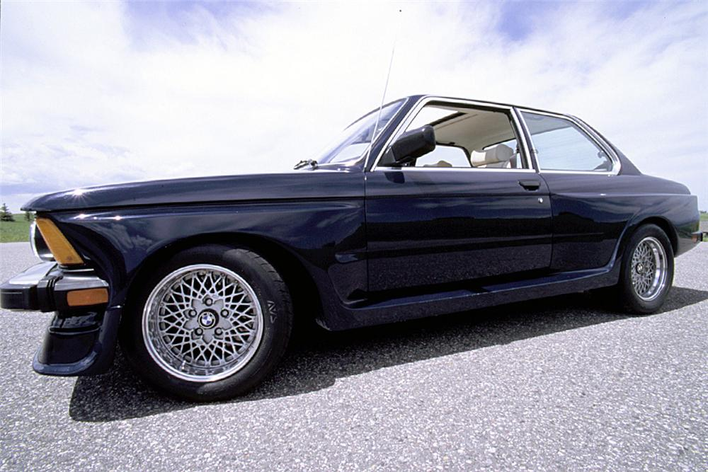 1982 BMW 345I CUSTOM 2 DOOR COUPE - Side Profile - 71785