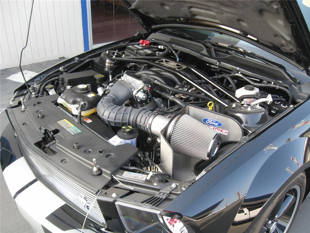 2007 FORD SHELBY GT 2 DOOR HARDTOP - Engine - 71822