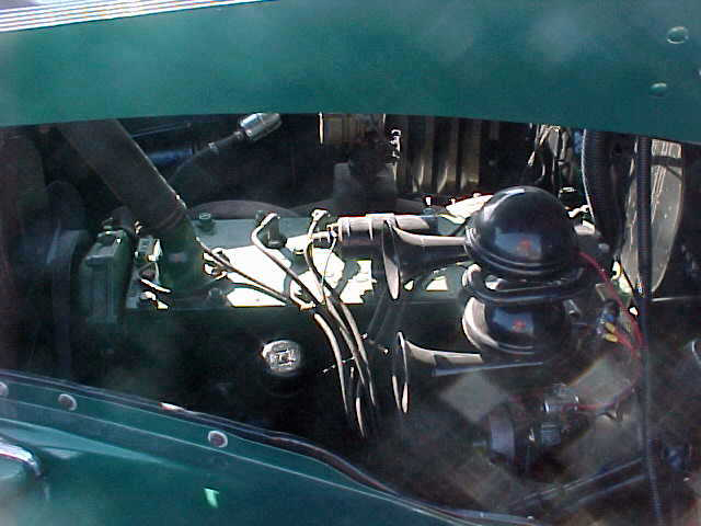 1940 PACKARD 110 4 DOOR SEDAN - Engine - 71823