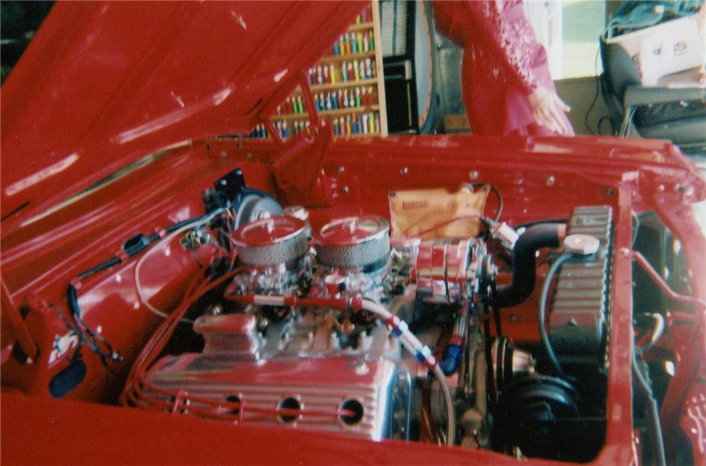 1964 PLYMOUTH FURY CONVERTIBLE - Engine - 71825