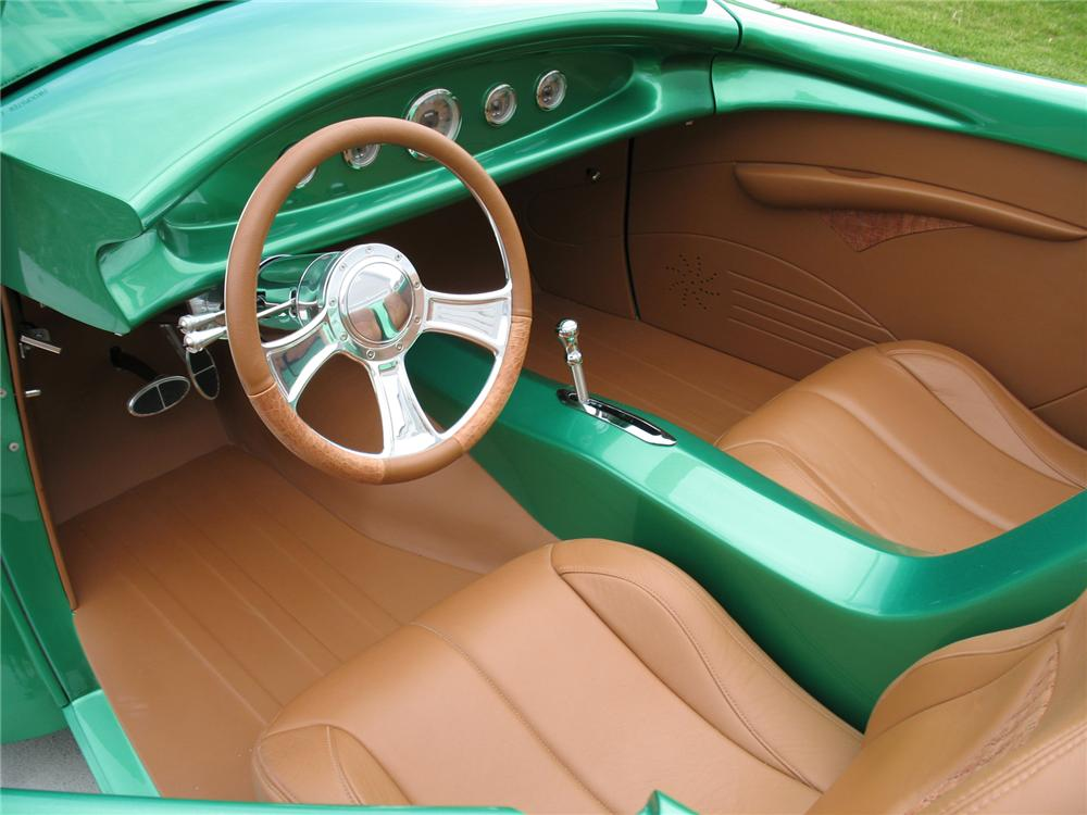 1941 WILLYS CUSTOM ROADSTER - Interior - 71830