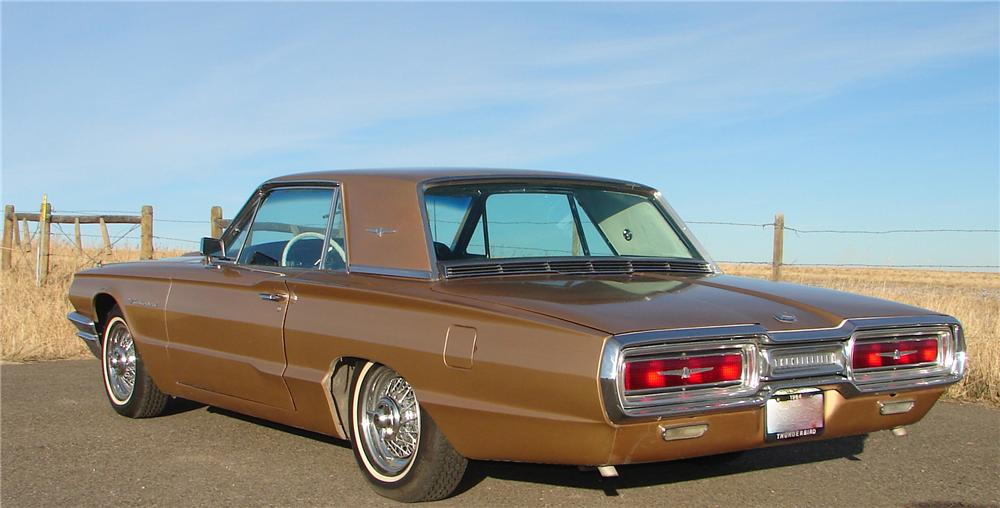1964 ford thunderbird 2 door coupe 71831. Cars Review. Best American Auto & Cars Review